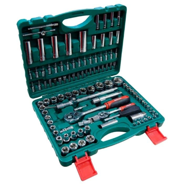 Универсальный набор инструментов Braumauto 108 предметов BR-108