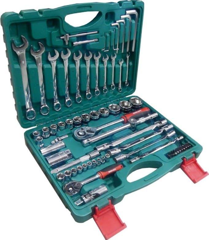 Универсальный набор инструментов Braumauto 77 предметов BR-77