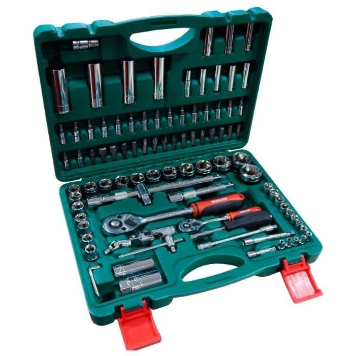 Универсальный набор инструментов Braumauto 94 предмета BR-94