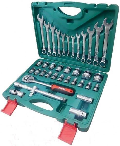 Универсальный набор инструментов Braumauto 37 предметов BR-37