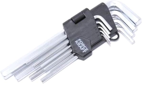 Набор ключей ForceKraft 9 предметов FK-5093