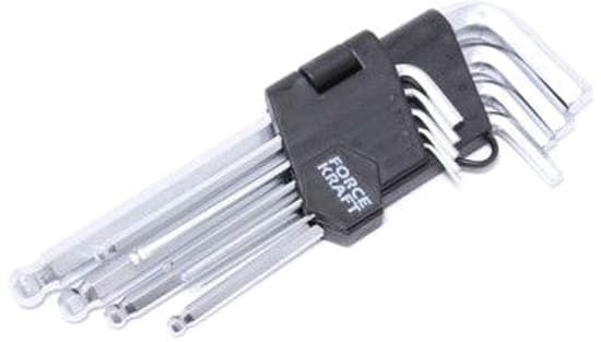 Набор ключей ForceKraft 9 предметов FK-5093LB23