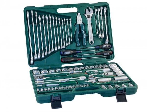 Универсальный набор инструментов Jonnesway 101 предмет S04H624101SA