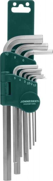 Набор ключей Jonnesway 9 предметов H02SM109S