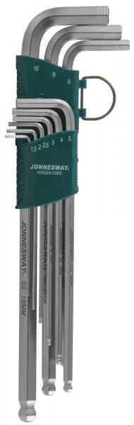 Набор ключей Jonnesway 9 предметов H06SA109S