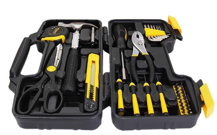 Универсальный набор инструментов Kolner 39 предметов KTS39