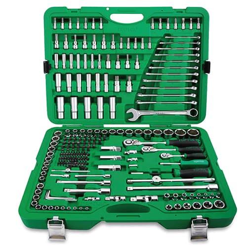 Универсальный набор инструментов Toptul 216 предметов GCAI216R