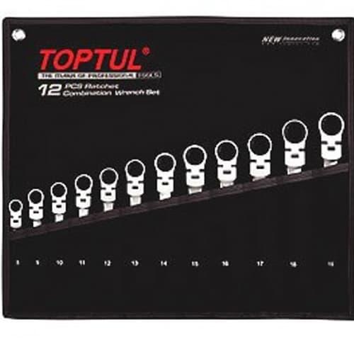 Набор ключей Toptul 12 предметов GPAQ1204