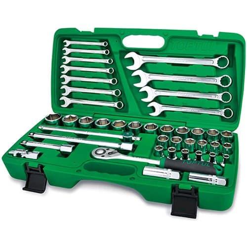 Универсальный набор инструментов Toptul 42 предмета GCAI4201