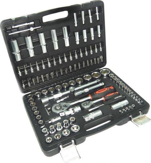 Универсальный набор инструментов Partner 108 предметов PA40108