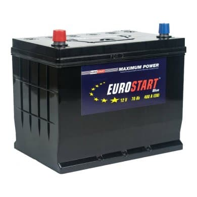 Аккумулятор Eurostart blue Asia L+ (70 А/ч)