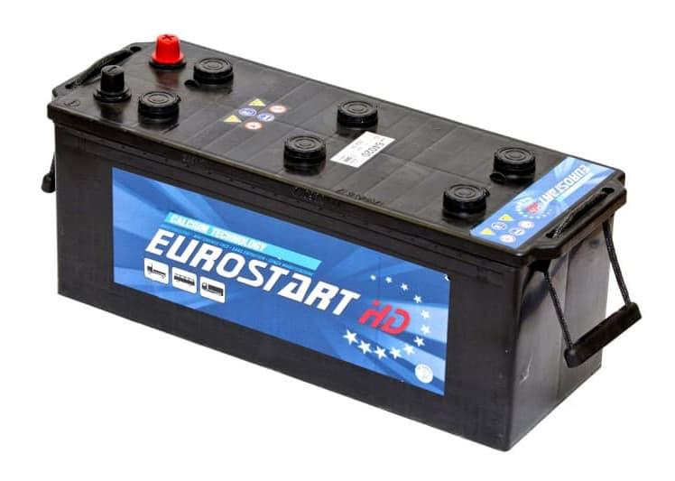 Аккумулятор Eurostart blue R+ (140 A/h)