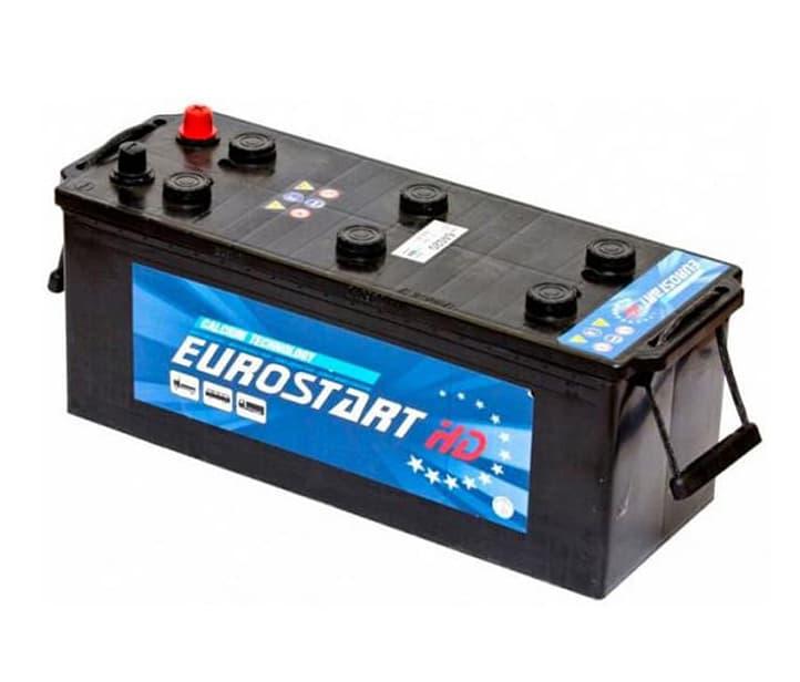 Аккумулятор Eurostart blue L+ (190 A/h)