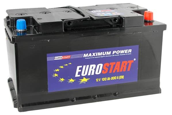 Аккумулятор Eurostart Kursk L+ (100 А/ч)
