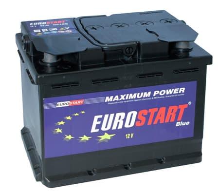 Аккумулятор Eurostart Kursk R+ (55 А/ч)
