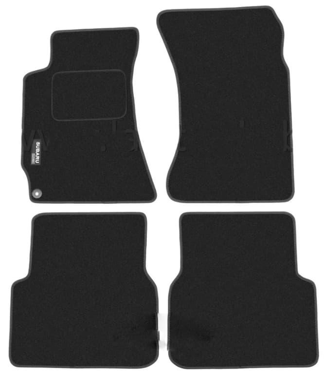 Ковры ворсовые для Subaru Forester II (02-08) Duomat