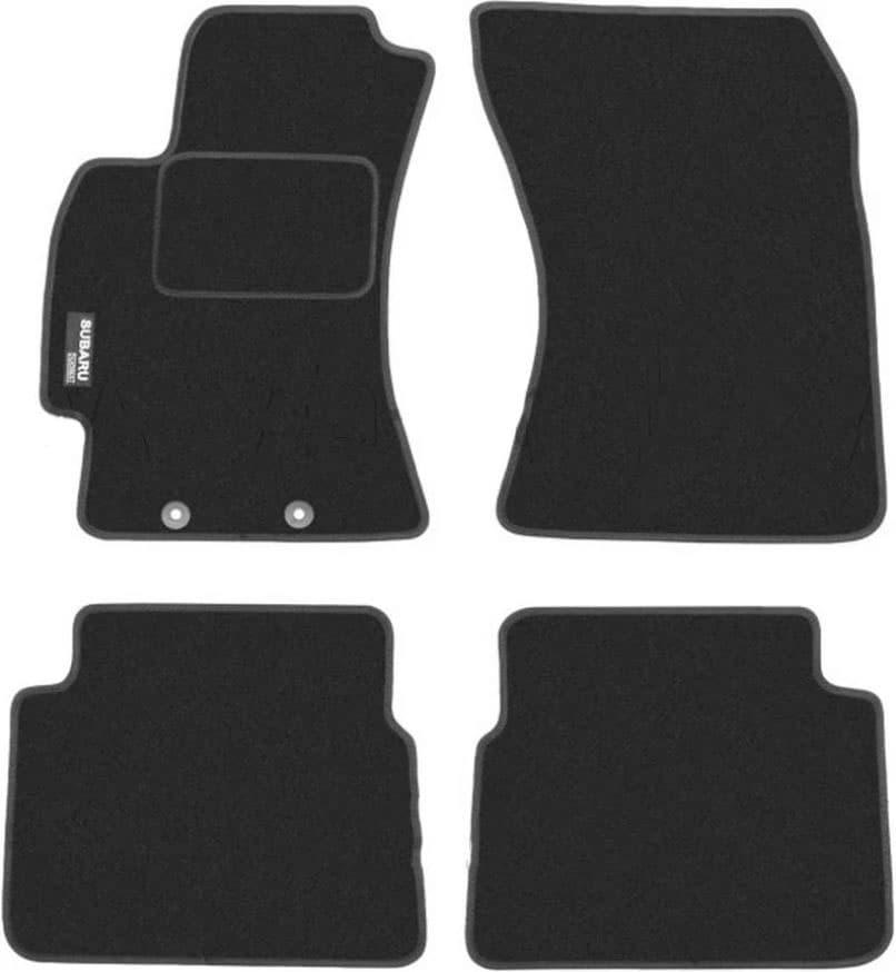 Ковры ворсовые для Subaru Forester (08-13) 4x4 Duomat