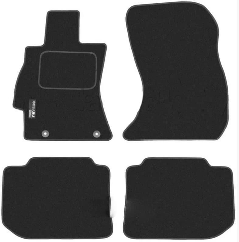 Ковры ворсовые для Subaru Forester (13-) 4x4 Duomat
