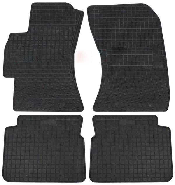 Ковры для Subaru Legacy IV (03-09) / Impreza III (07-14) / Forester III (08-13) Frogum