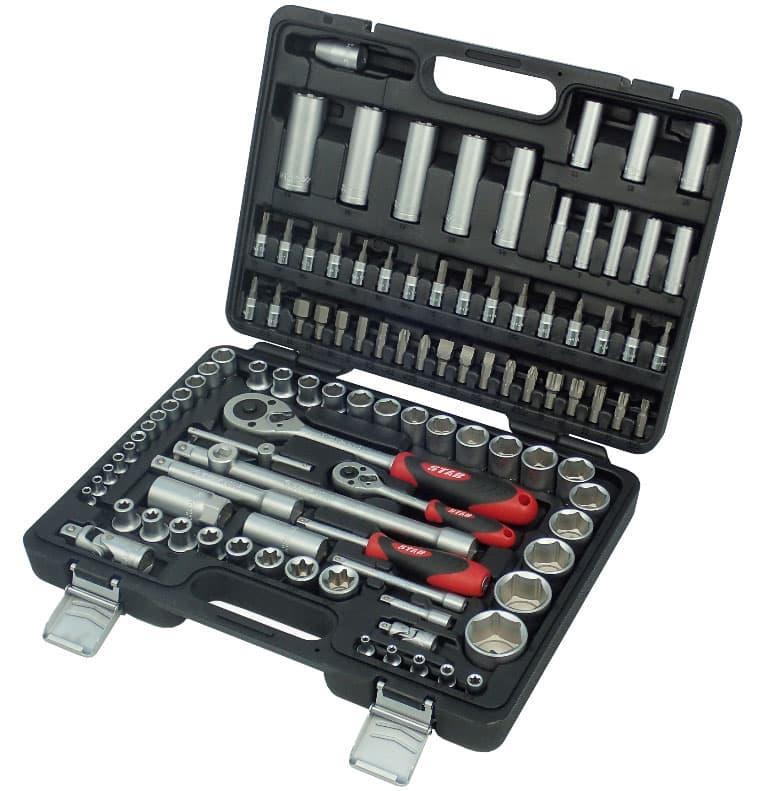 Универсальный набор инструментов Stab 108 предметов TK706020