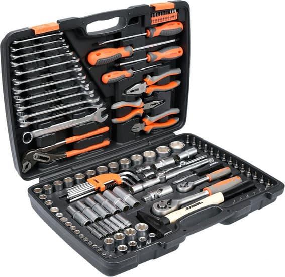 Универсальный набор инструментов Sthor 122 предмета 58690
