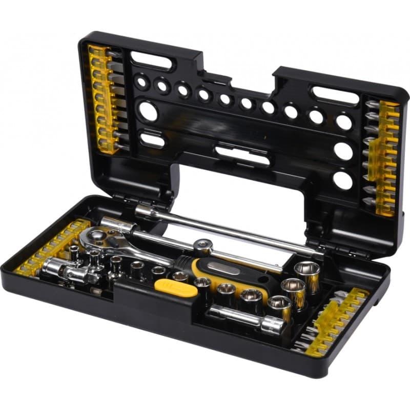 Универсальный набор инструментов Vorel 57 предметов 65020
