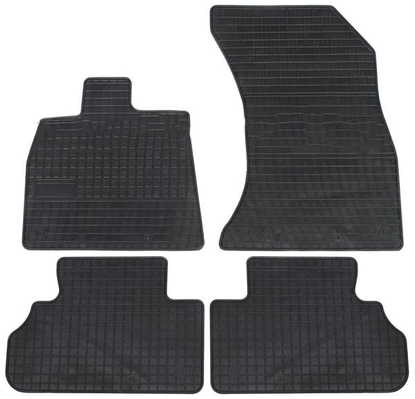 Ковры для Audi Q5 (17-) Frogum
