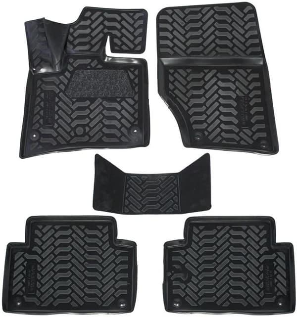 Ковры для Audi Q7 (05-15) Aileron