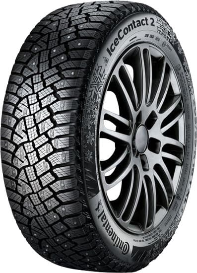 Шины Continental IceContact 2 255/55R20 110T