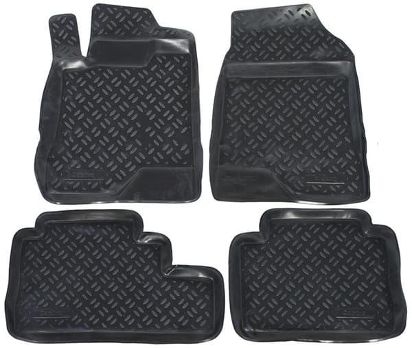 Ковры для Chevrolet Captiva (06-12) Aileron