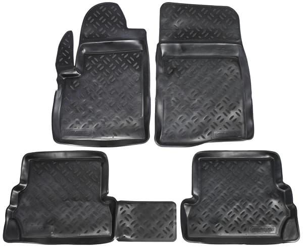 Ковры для Ford Fusion (02-12) Aileron