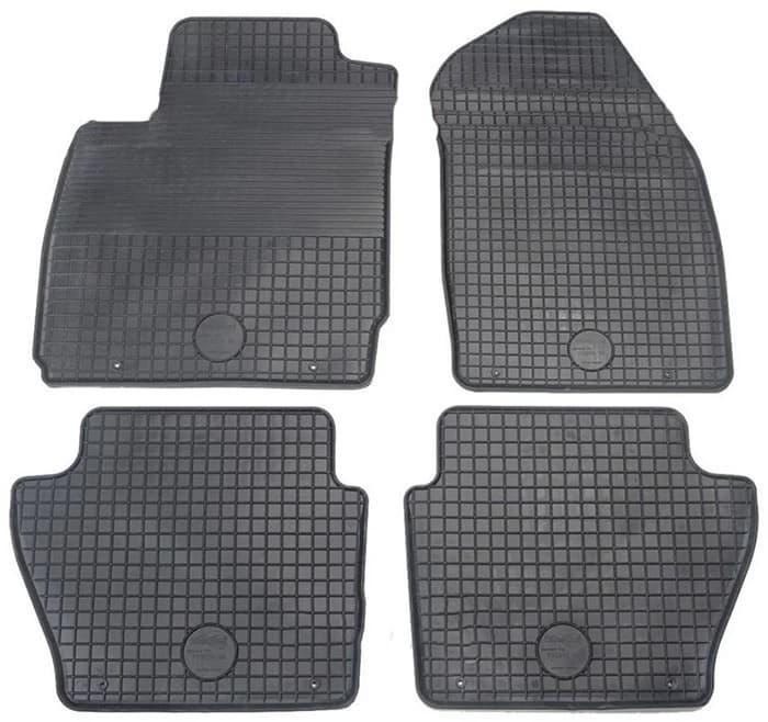 Ковры для Ford Fusion (05-12) / Fiesta (09-) Doma