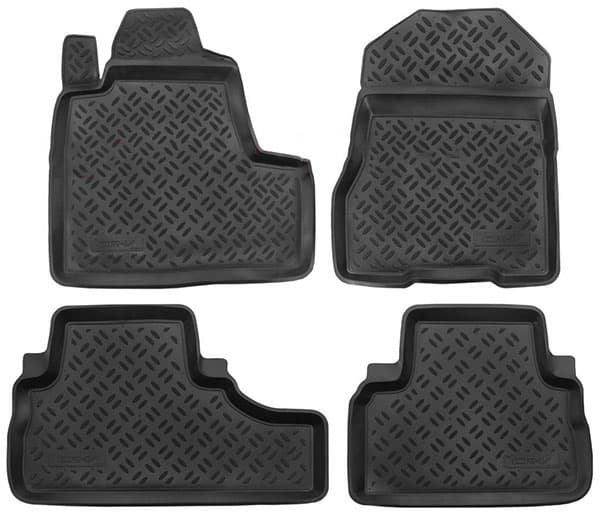 Ковры для Honda CRV III (06-09, 09-12) Aileron