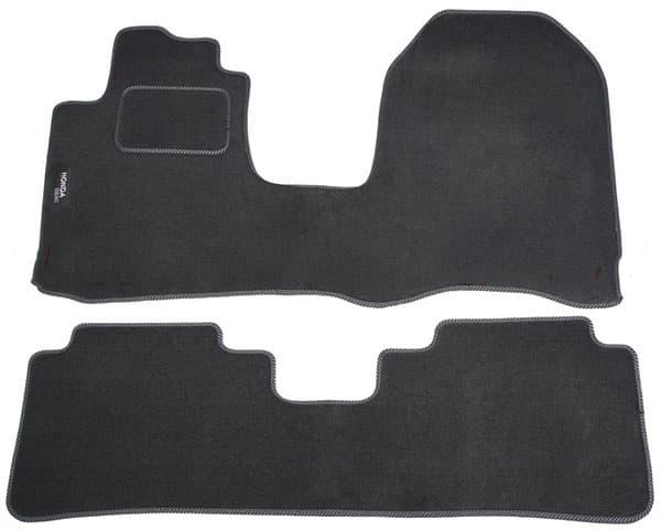 Ковры ворсовые для Honda CRV III (06-12) Duomat