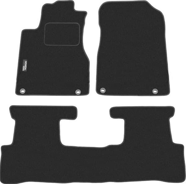 Ковры ворсовые для Honda CRV IV (12-19) Duomat