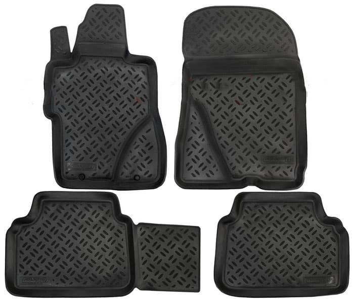 Ковры для Honda Civic 4D (06-11) Aileron