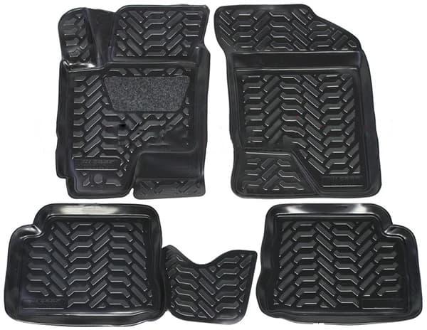 Ковры для Hyundai Getz (02-10) Aileron