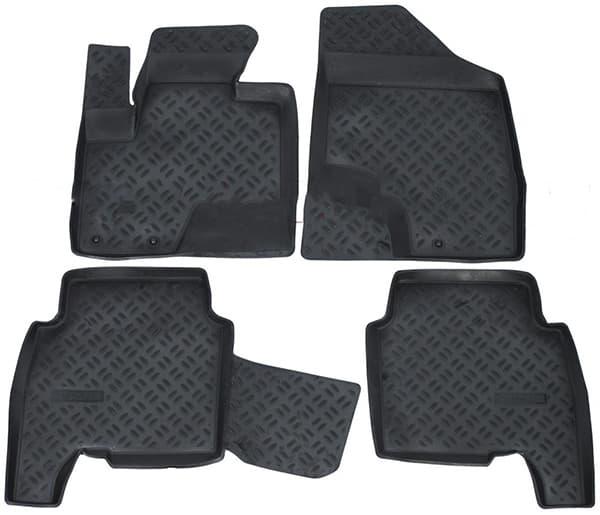 Ковры для Hyundai Santa Fe II (06-12) Aileron