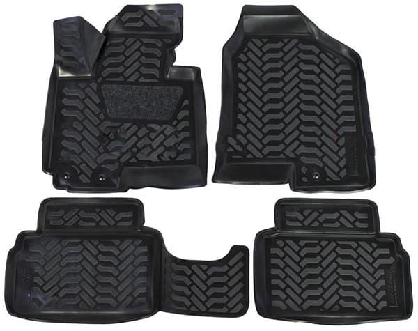 Ковры для Hyundai ix35 (10-15) Aileron