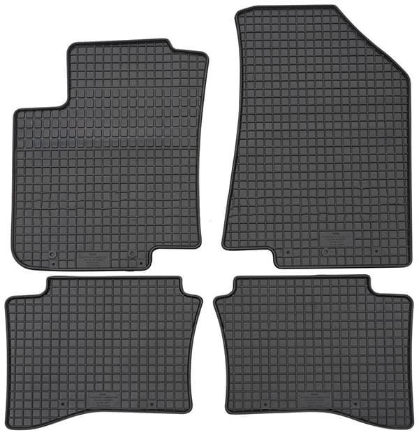 Ковры для Hyundai Accent (11-) / Solaris (10-) Petex