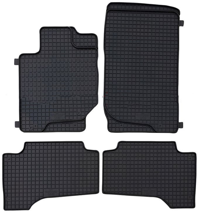 Ковры для Mitsubishi L200 (10-) Petex