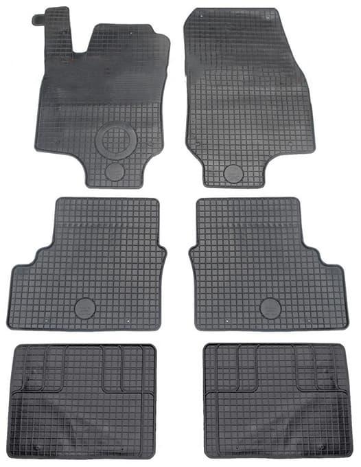 Ковры для Opel Zafira A (99-04) Doma