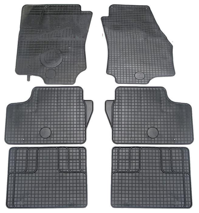 Ковры для Opel Zafira B (05-10) Doma