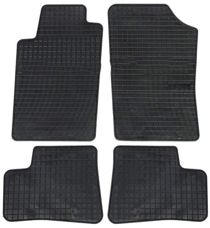 Ковры для Peugeot 206 (98-12) / 306 (93-03) Frogum