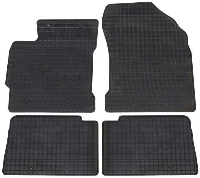 Ковры для Toyota Auris II (12-) Frogum