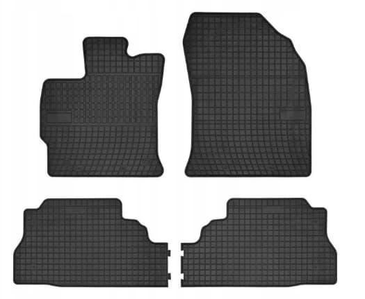 Ковры для Toyota Prius III Plus (11-) Frogum