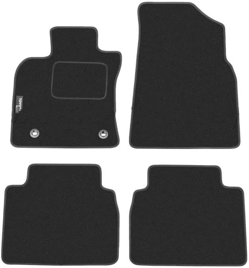 Ковры ворсовые для Toyota Camry VIII XV70 (17-) Duomat