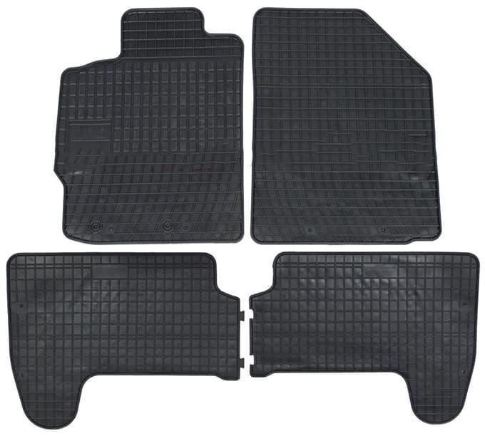 Ковры для Toyota Yaris II (05-12) Frogum