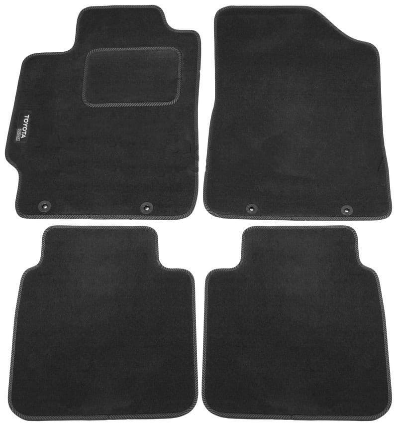 Ковры ворсовые для Toyota Camry VI V40 (06-11) Duomat