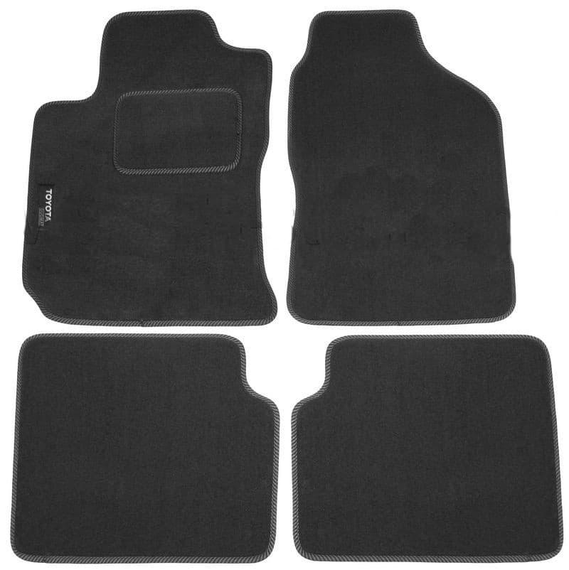 Ковры ворсовые для Toyota Corolla IX (00-08) Duomat